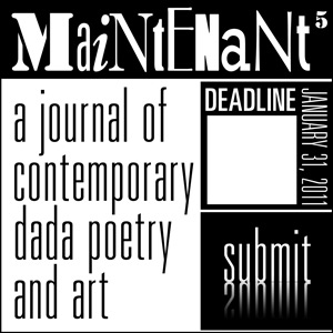 Maintenant5 Call for submissions