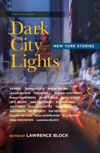Dark City LightsNew York Stories edited by Lawrence Block