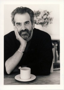 Aram Saroyan, author of Still Night in L.A.