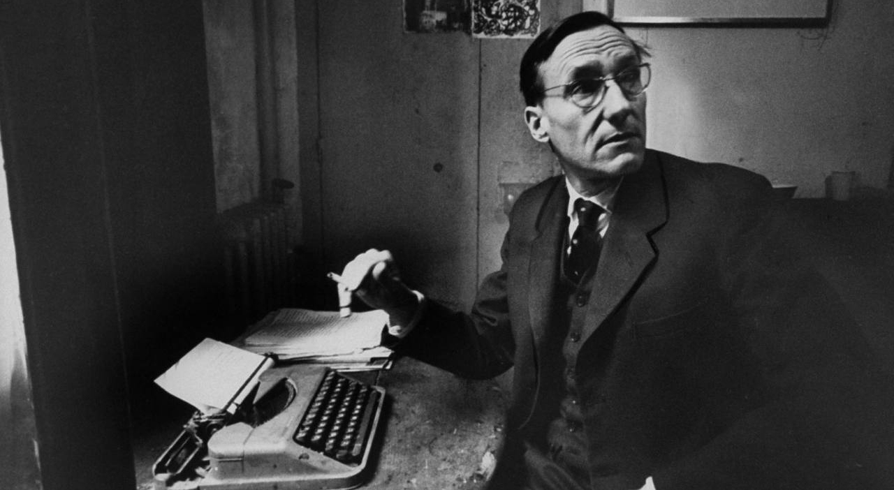 William burroughs the now essay