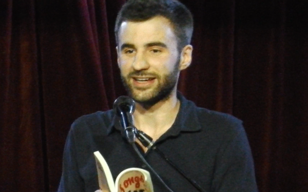 Author Jared Shaffer