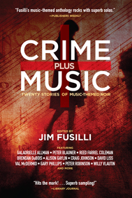 Crime Plus Music edited by Jim Fusilli