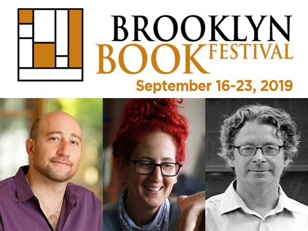 3RP @ Brooklyn Book Festival: Author Signings, Giveaways
