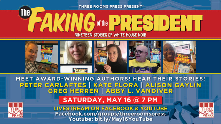Faking of the President Virtual Launch @ Woodstock
