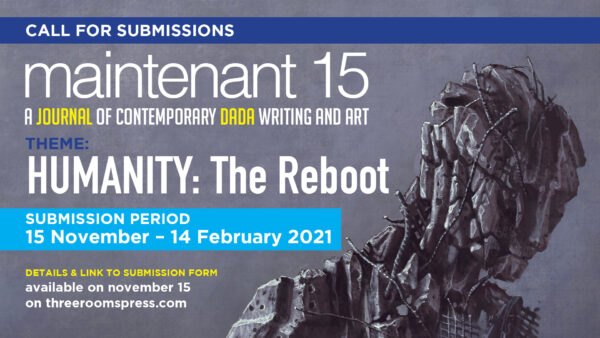 MAINTENANT 15: Humanity: The Reboot